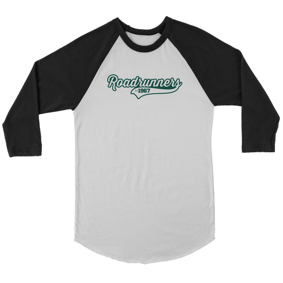 Limited Edition - Vintage Roadrunner Baseball Tee