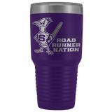 Roadrunners Retro Mascot 30oz Insulated Drinkware