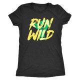 "Limited Edition - Vintage ""Run Wild"" Graphic Tee"