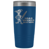 Roadrunners Retro Mascot 20oz Insulated Drinkware