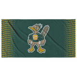 Roadrunners Modern Mascot Beach Towel