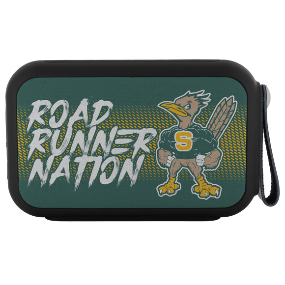 Roadrunners Modern Mascot Thumpah Bluetooth Speaker