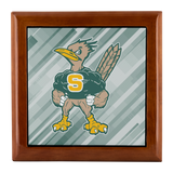 Roadrunners Modern Mascot Jewelry Box