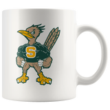 Roadrunners Modern Mascot 11oz Coffee Mug