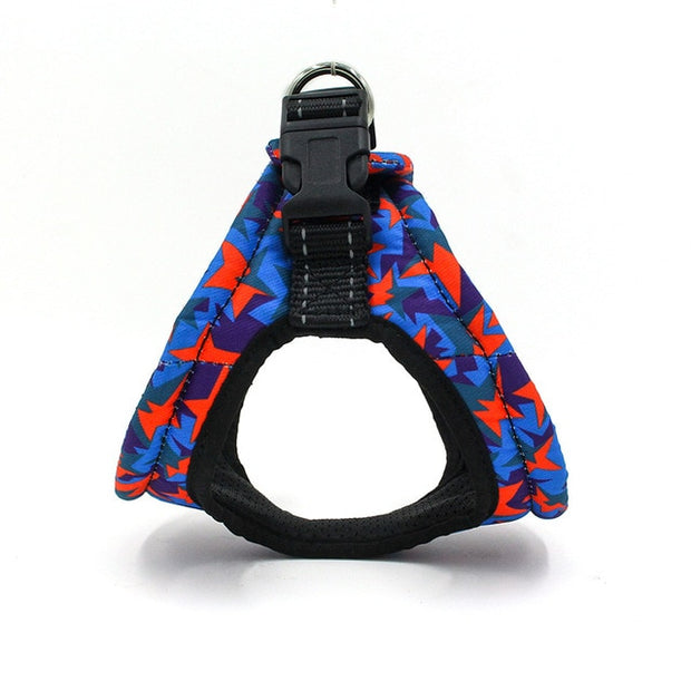 Chest Strap French Bulldog Pug Harness