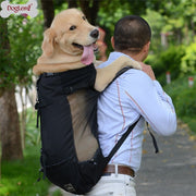Dog Shoulder Traveler Backpack