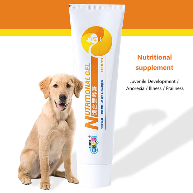 Dog Nutrition Cream