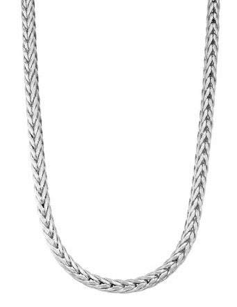 Wheat Stainless Steel 4mm Necklace
