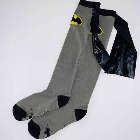 Batman Knee High with Cape