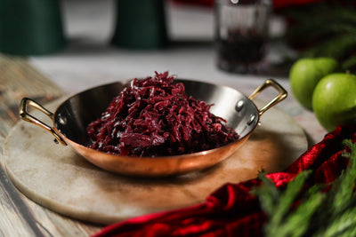 Braised Red Cabbage | Christmas Festive Takeaways by The Capitol Kempinski Hotel Singapore