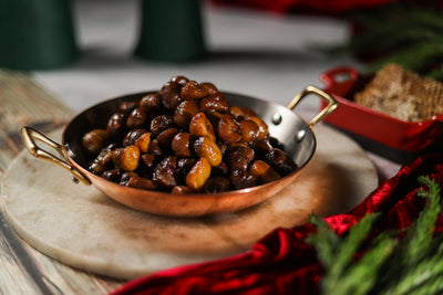 Glazed Chestnut | Christmas Festive Takeaways by The Capitol Kempinski Hotel Singapore
