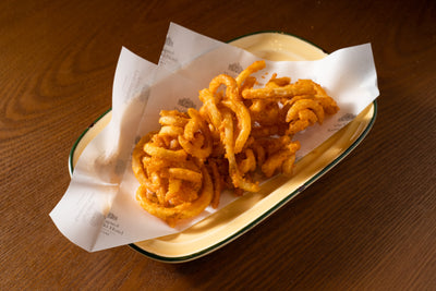 Curly Fries | Broadway American Diner