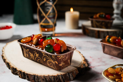 Rum Fruit Cake | Christmas Festive Takeaways by The Capitol Kempinski Hotel Singapore