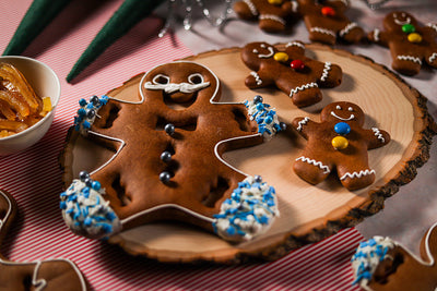 Gingerbread Man | Christmas Festive Takeaways by The Capitol Kempinski Hotel Singapore