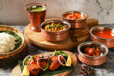Taste of Bollywood Set | $60 Set Menu for Two | Indian Cuisine | Delivery