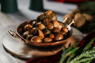 Roasted New Potatoes | Christmas Festive Takeaways by The Capitol Kempinski Hotel Singapore
