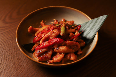 Stir-fried Chicken | Chalerm Thai