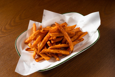 Sweet Potato Fries | Broadway American Diner