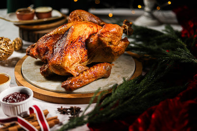 Roasted Turkey | Christmas Festive Takeaways by The Capitol Kempinski Hotel Singapore