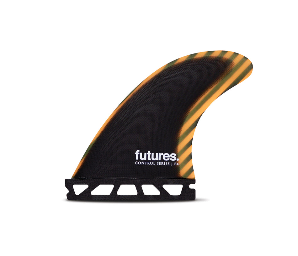 F4 Control, Speed Control, Small Thruster Surfboard Fins