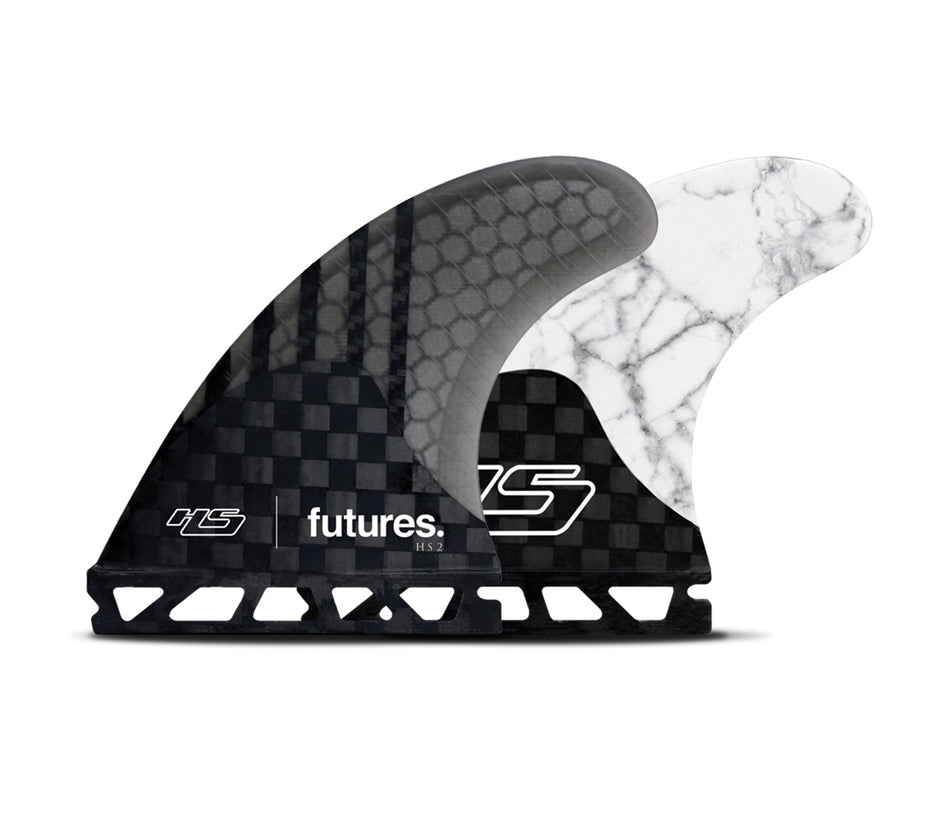 HS2 Generation, Speed Generating, Medium Thruster Surfboard Fins