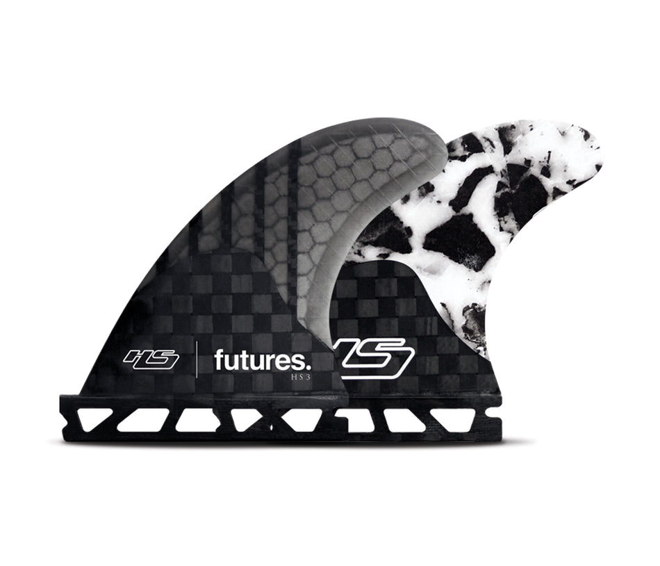 HS3 Generation, Speed Generating, Xsmall Thruster Surfboard Fins