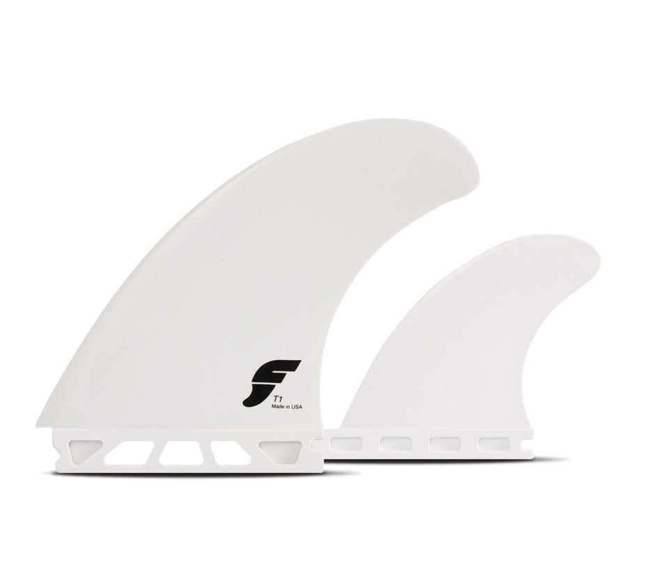 Thermotech T1, All Sizes, Twin Surfboard Fins