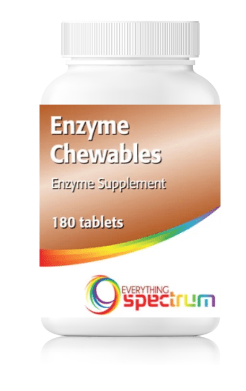 Enzyme Chewables (w/DPP-IV)