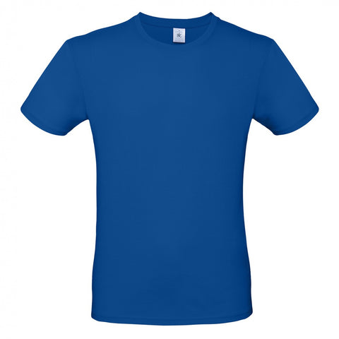 B&C #E150 – T-Shirt Herren Regular Fit (6 Farben)