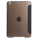 "iPad 2/3/4 9.7"" Smart Cover with Sleep Mode Clear Back Black"