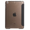 iPad Mini 4/5 Smart Cover with Sleep Mode Clear Back Black