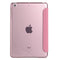 iPad Mini 4/5 Smart Cover with Sleep Mode Clear Back Rose Gold