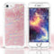 iPhone 8/7/6 Plus Heavy Duty Marble Case Pink