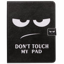 iPad Air 2 Design Case Don't Touch My Pad