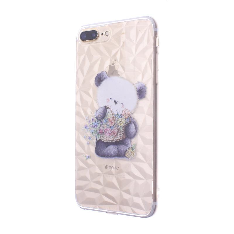 iPhone 8/7 Design TPU Happy Panda