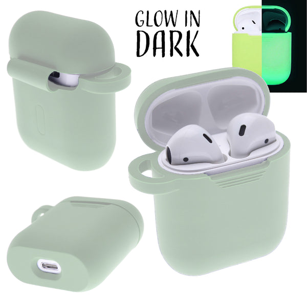 Glow In Dark PLAIN COLOR AirPods Case