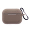 Brown Airpods Pro Silicone Case