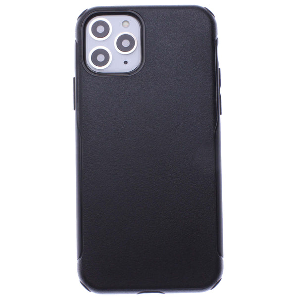 Black Dual Hybrid Case iPhone 11 Pro Max