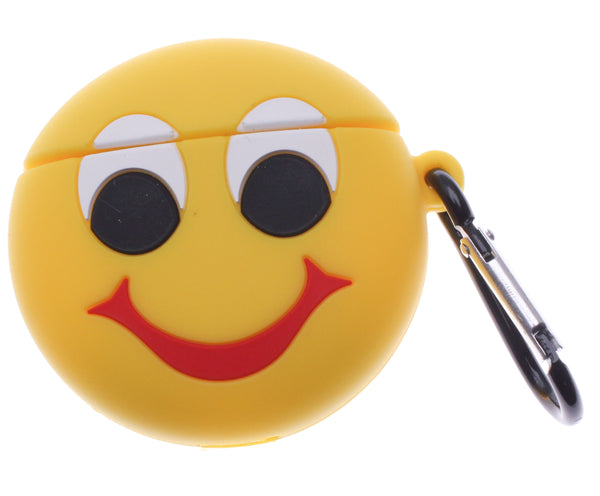 3D Smily Eyes Design Air Pods Silicone Case