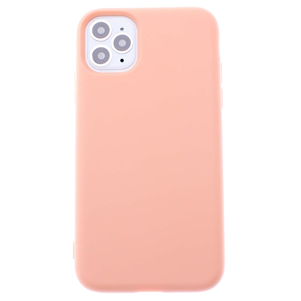 Peach iPhone 11 Pro MAX Soft Silicone TPU Case