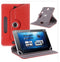 "Universal Case For 7"" Tablet Red"