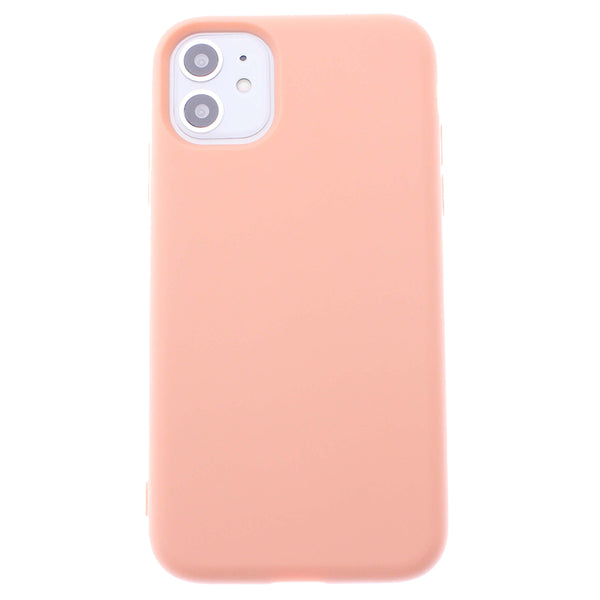 Peach iPhone 11 Soft Silicone TPU Case