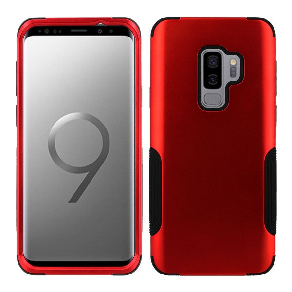 Galaxy S9 Plus Aries Case Red Black