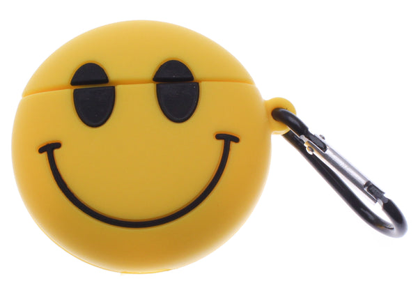 3D Smiley Design Air Pods Silicone Case