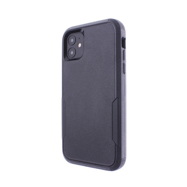 Black Triple Heavy Duty iPhone 11
