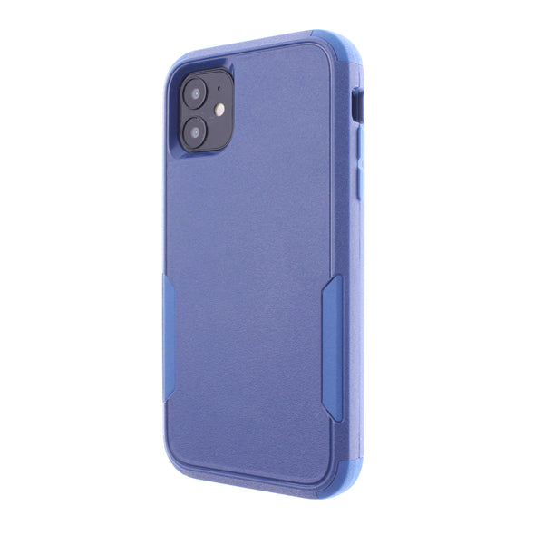 Navy Blue Triple Heavy Duty iPhone 11