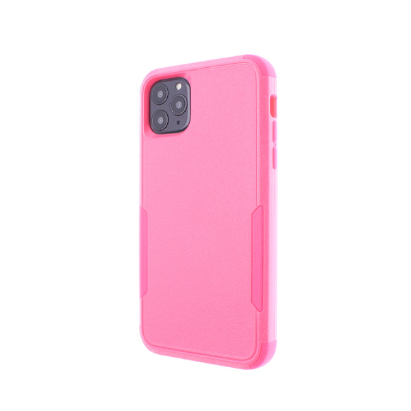 Hot Pink Triple Heavy Duty iPhone 11 Pro Max