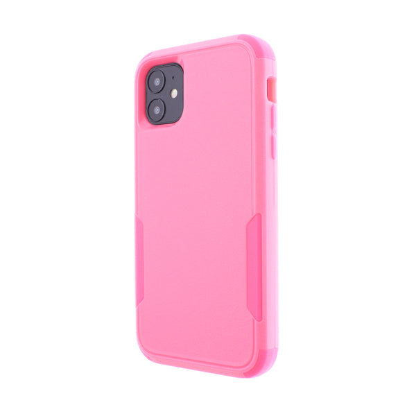 Hot Pink Triple Heavy Duty iPhone 11