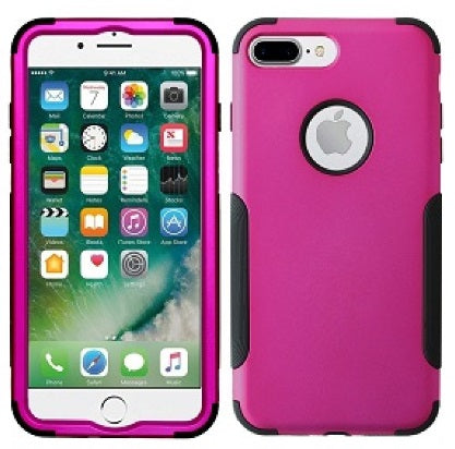 iPhone 8/7 Aries Case Hot Pink Black