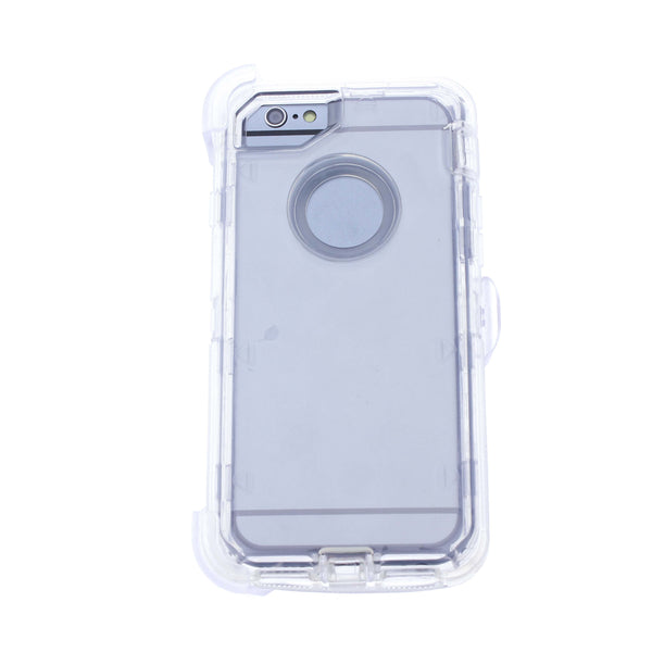Clear iPhone 6/7/8 Heavy Duty Case